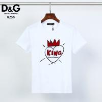 Dolce & Gabbana D&G T-Shirts Short Sleeved O-Neck For Men #541053
