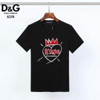 Dolce & Gabbana D&G T-Shirts Short Sleeved O-Neck For Men #541054