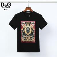 Dolce & Gabbana D&G T-Shirts Short Sleeved O-Neck For Men #541080