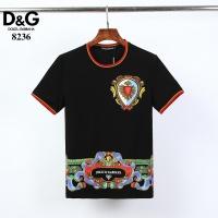 Dolce & Gabbana D&G T-Shirts Short Sleeved O-Neck For Men #541098