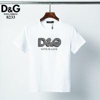 Dolce & Gabbana D&G T-Shirts Short Sleeved O-Neck For Men #541105