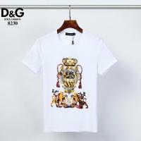 Dolce & Gabbana D&G T-Shirts Short Sleeved O-Neck For Men #541110