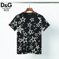 Dolce & Gabbana D&G T-Shirts Short Sleeved O-Neck For Men #541127