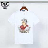 Dolce & Gabbana D&G T-Shirts Short Sleeved O-Neck For Men #541138
