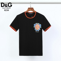 Dolce & Gabbana D&G T-Shirts Short Sleeved O-Neck For Men #541149