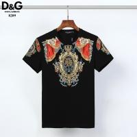 Dolce & Gabbana D&G T-Shirts Short Sleeved O-Neck For Men #541151