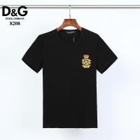 Dolce & Gabbana D&G T-Shirts Short Sleeved O-Neck For Men #541152