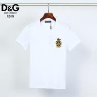Dolce & Gabbana D&G T-Shirts Short Sleeved O-Neck For Men #541153
