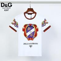 Dolce & Gabbana D&G T-Shirts Short Sleeved O-Neck For Men #541154