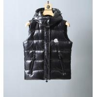 Moncler Down Vest Sleeveless Zipper For Women #541504