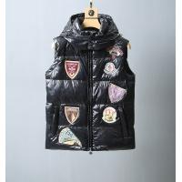 Moncler Down Vest Sleeveless Zipper For Women #541505