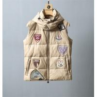 Moncler Down Vest Sleeveless Zipper For Women #541508