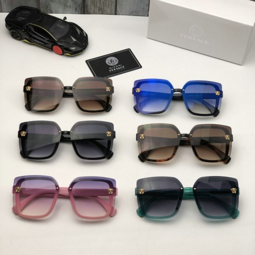 Cheap Versace AAA Quality Sunglasses #545163 Replica Wholesale [$52.38 USD] [W#545163] on Replica Versace AAA+ Sunglasses