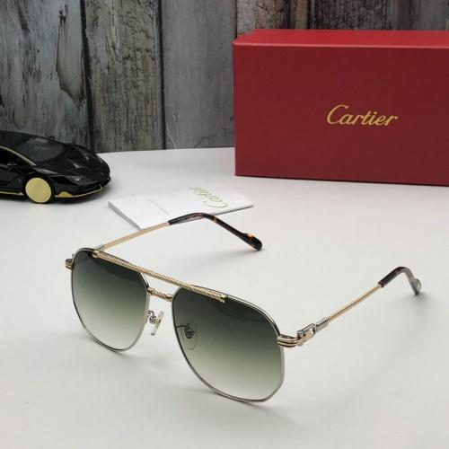 Cartier AAA Quality Sunglasses #545236