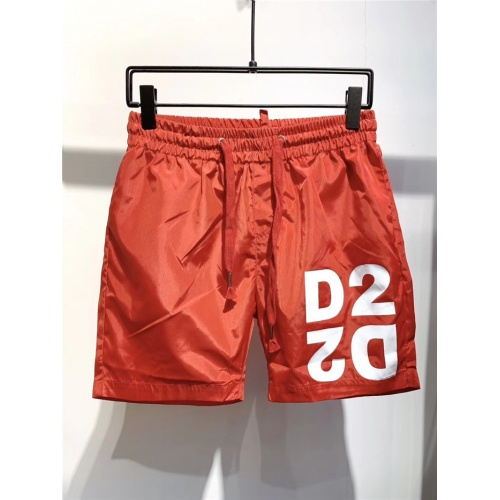 Cheap Dsquared Beach Pants Shorts For Men #548261 Replica Wholesale [$31.04 USD] [W#548261] on Replica Dsquared Pants