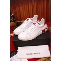 Dolce & Gabbana D&G Casual Shoes For Men #541585