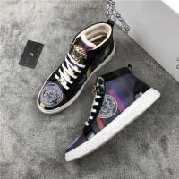 Versace High Tops Shoes For Men #541626