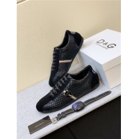 Dolce & Gabbana D&G Casual Shoes For Men #541757