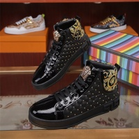 Versace High Tops Shoes For Men #541973