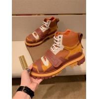 Dolce & Gabbana D&G High Tops Shoes For Men #542017