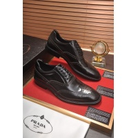 Prada Leather Shoes For Men #542035