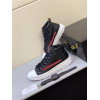 Prada High Tops Shoes For Men #542037