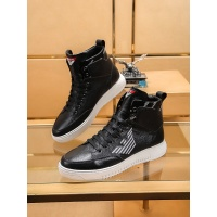 Armani High Tops Shoes For Men #542159