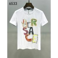 Versace T-Shirts Short Sleeved O-Neck For Men #542215