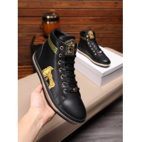 Versace High Tops Shoes For Men #542217