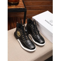 Versace High Tops Shoes For Men #542238