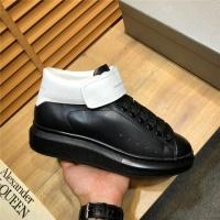 Alexander McQueen High Tops Shoes For Women #542313
