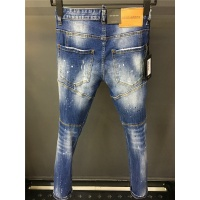 Cheap Dsquared Jeans Trousers For Men #542606 Replica Wholesale [$54.32 USD] [W#542606] on Replica Dsquared Jeans