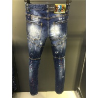Cheap Dsquared Jeans Trousers For Men #542607 Replica Wholesale [$54.32 USD] [W#542607] on Replica Dsquared Jeans