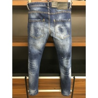 Cheap Dsquared Jeans Trousers For Men #542609 Replica Wholesale [$52.38 USD] [W#542609] on Replica Dsquared Jeans