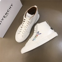 Givenchy High Tops Shoes For Men #542662