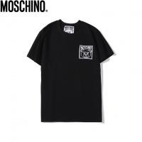 Moschino T-Shirts For Unisex Short Sleeved O-Neck For Unisex #542912