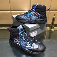 Prada High Tops Shoes For Men #543129