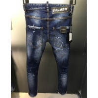 Cheap Dsquared Jeans Trousers For Men #543178 Replica Wholesale [$50.44 USD] [W#543178] on Replica Dsquared Jeans