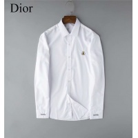 Christian Dior Shirts Long Sleeved Polo For Men #543291