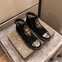 Philipp Plein PP Boots For Men #543292