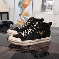 Prada High Tops Shoes For Men #543327