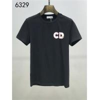Christian Dior T-Shirts Short Sleeved O-Neck For Men #543418
