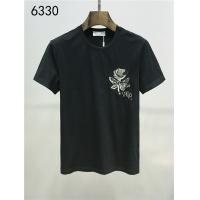 Christian Dior T-Shirts Short Sleeved O-Neck For Men #543421