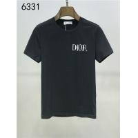 Christian Dior T-Shirts Short Sleeved O-Neck For Men #543422