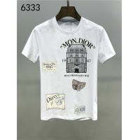 Christian Dior T-Shirts Short Sleeved O-Neck For Men #543426