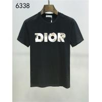 Christian Dior T-Shirts Short Sleeved O-Neck For Men #543439