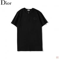 Christian Dior T-Shirts For Unisex Short Sleeved O-Neck For Unisex #543453