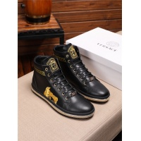 Versace High Tops Shoes For Men #543586