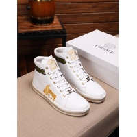 Versace High Tops Shoes For Men #543587