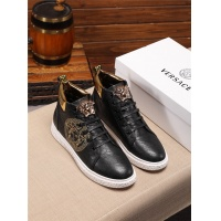 Versace High Tops Shoes For Men #543590